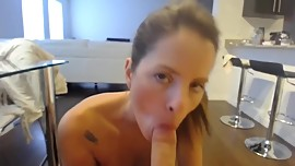 Girlfriend With Great Deepthroat And Stool Anal Fuck