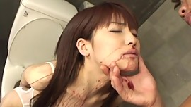 Megumi Morita amazing porn play in sloppy manners