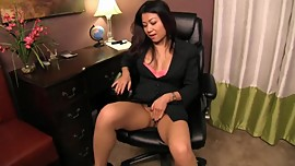 Jackie Lin Teacher JOI/POV