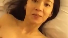 A Taiwan girl