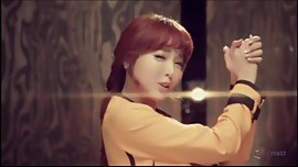 HONG JIN YOUNG Boogie Man xxx version kpop