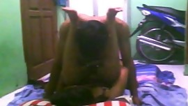 Indonesian sharing wife to another man 69