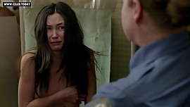 Kimiko Glenn - Young Asian Girl, Nude in front of Others - OITNB
