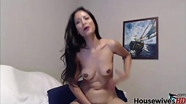 Thai sex angel with pretty face and perky tits