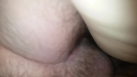 Doggy underneath and up close