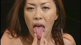 japanese milf bukkake