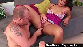 RealAsianExposed - Fucking My Asian Step-Sister