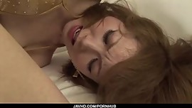 Dashing porn scenes along cock sucking Rika Sakurai