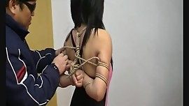 China bondage photo shoot part 2