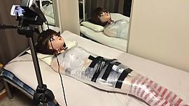 kigurumi mummification 2