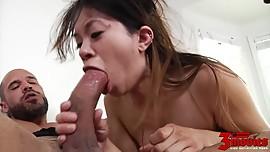 Asia Zo Loves Big Fat Monster Cocks