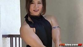TK black dress
