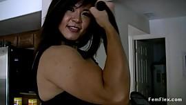 Asian Muscle Tomoko K. 2