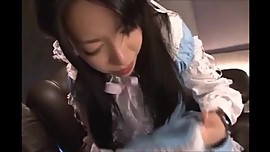 japanese maid bondage and fuck