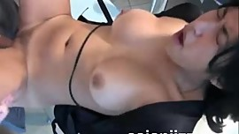 Indonesian morning sex with an older man