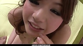 Adorable POV scenes with horny Asian babe Suzanna
