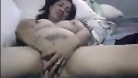 Filipina milf playing on skype hornywebcams