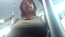 Groping on bus