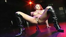 Hot Girl Asian Naked Dancing.
