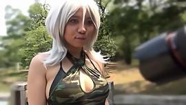 Manga girl 1/12