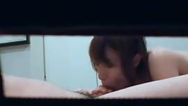 AsianSexPorno.Com - Tall korean girlfriend blowjob