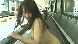 AsianSexPorno.Com - Nude Girl In Air Port