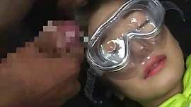 Bukkake Nose Play