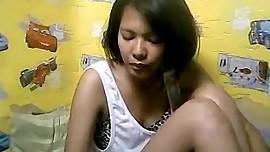 Skinny Filipina Small Tits Camming -