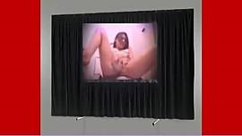 Stephanie Consigue Un Tremendo Orgasmo en su MasturbaciOn