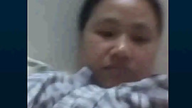 Filipina maid Suraida tits and masturbation