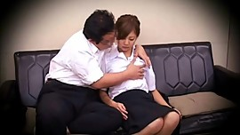 Lady Office Girl Sexual Harassment
