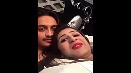 Indian Paki Teasing And Taking Selfie