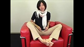 Asian Natural Smelly Feet